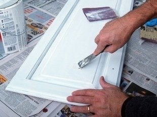 Jprovey puttying how to paint kitchen cabinets bob vila