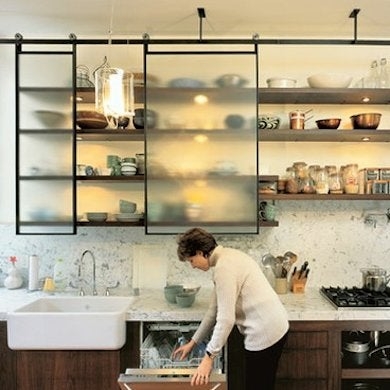 11 Seriously Clever Kitchen Cabinet Alternatives Bob Vila
