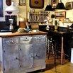 Repurposed Industrial Cabinets
