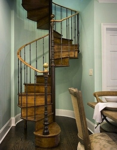 Spiral Stairs 11 Twisted Designs You Ll Love Bob Vila