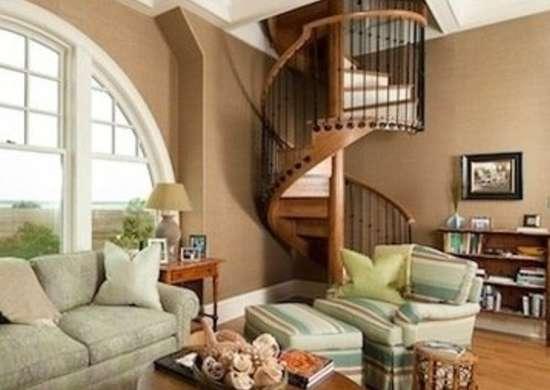 Spiral Staircase Banister