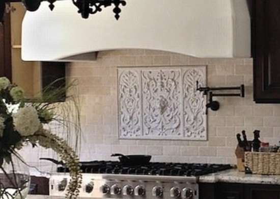 Backsplash Ideas for a Unique Kitchen - Bob Vila on unconventional living room, unconventional kitchen islands, unconventional lighting, unconventional kitchen countertops, unconventional kitchen cabinets, unconventional kitchen ideas,