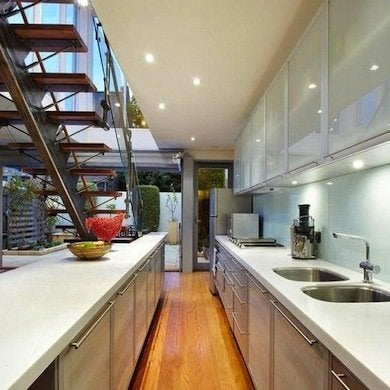 Open Kitchen - Galley Kitchen Design Ideas - 16 Gorgeous ...