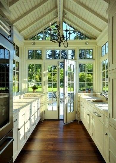 Country Galley Kitchen Designs galley kitchen design ideas - 16 gorgeous spaces - bob vila