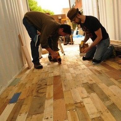 Cheap Flooring Ideas - 15 Totally Unexpected DIY Options - Bob Vila