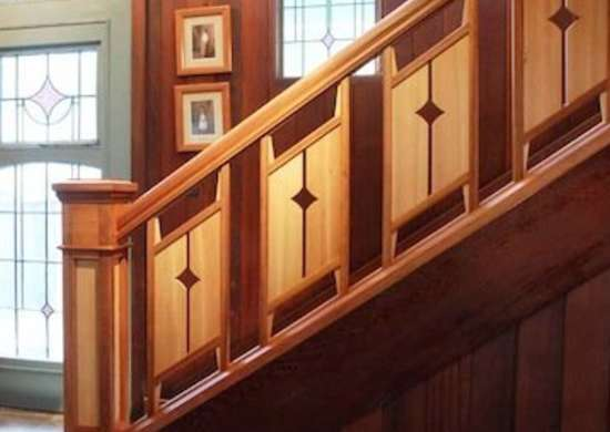 Wood Paneling Ideas Stair Railings 14 Designs To