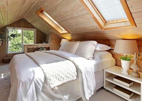 Skylight Bedroom