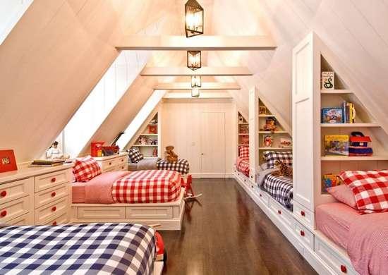 Built in beds
