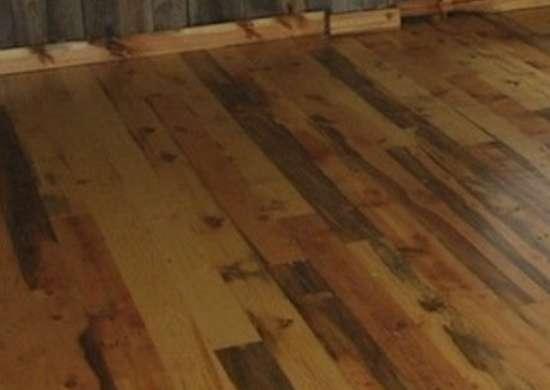 Shipping Pallet Floor