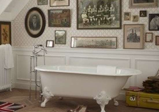 Kohler Iron Works Historic Tub