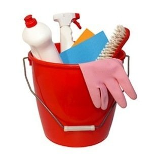 Cleaning products istock de