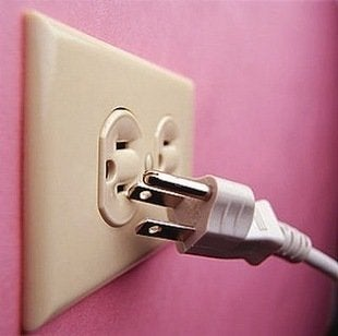 Unplug when not in use