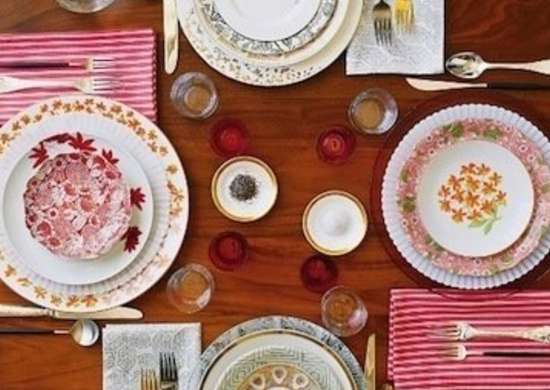 Eclectic Dinner Party & 8 DIY Dinnerware and Cutlery Updates - Bob Vila