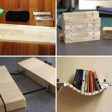 How To Make A DIY Bookcase