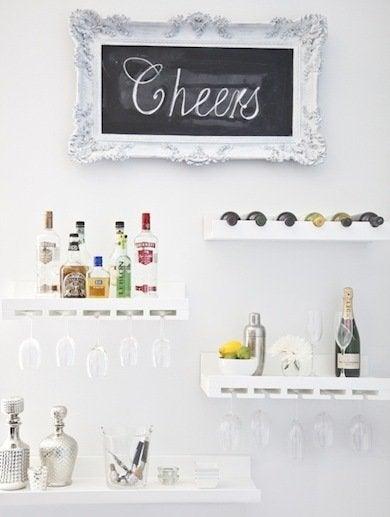 DIY Home Bar - 17 Designs You Can Make Easily - Bob Vila
