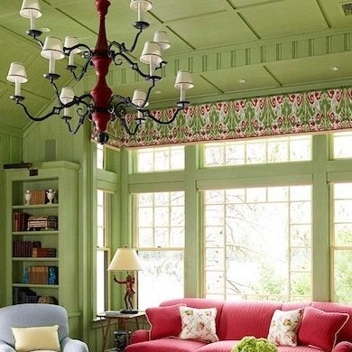 Painted Ceiling Ideas - 11 Colors That Wow - Bob Vila