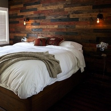 Wall Treatments 9 Diy Wood Ideas Bob Vila