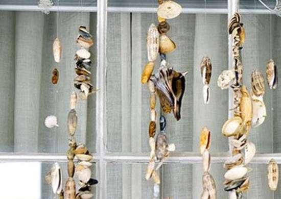 DIY Windchime Sea Shells