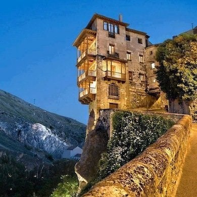 hanging houses of cuenca cliff houses 10 precariously perched abodes bob vila. Black Bedroom Furniture Sets. Home Design Ideas