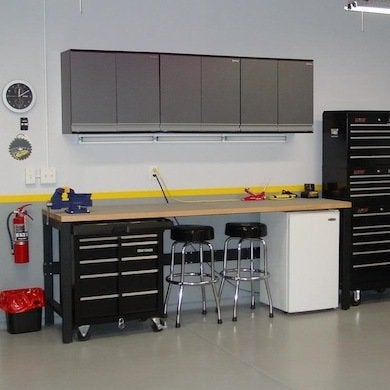 Diy Craft Table Workbench And Potting Table Ideas Bob Vila
