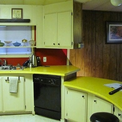 Mobile Home Kitchen Renovation