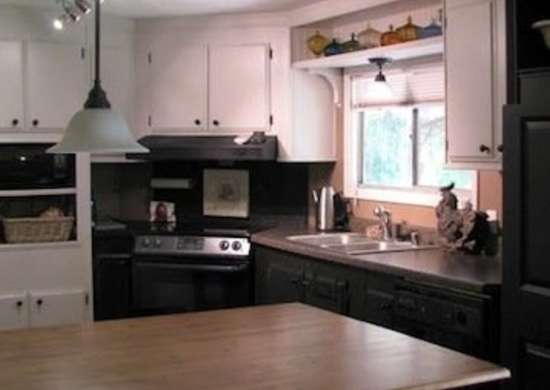 mobile home kitchen remodel - mobile home remodeling - 9 totally