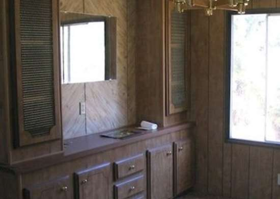 Removing paneling mobile home remodeling 9 totally amazing before and afters bob vila Manufactured home interior design ideas