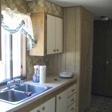 Mobile Home Kitchen Remodel Mobile Home Remodeling 9