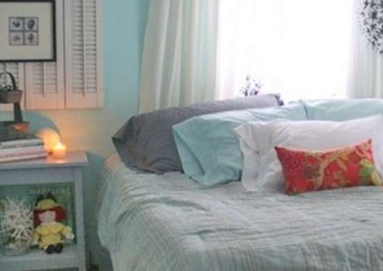 Manufactured Home Bedroom Makeover