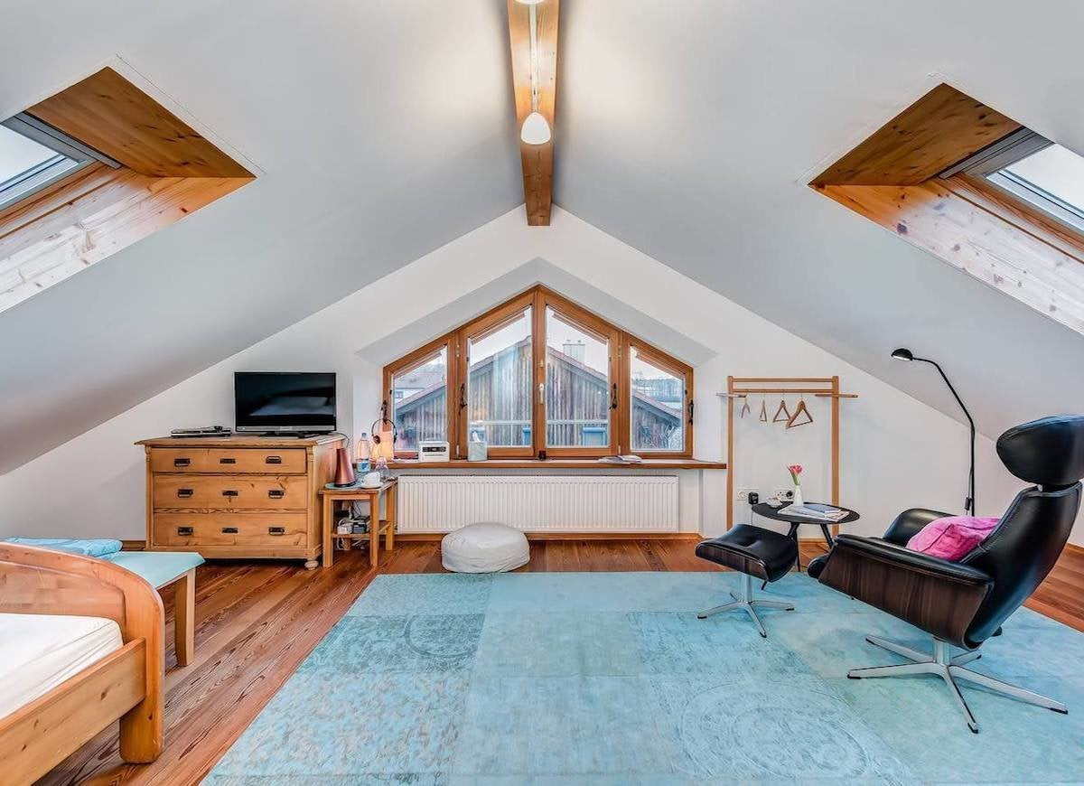 Attic Rooms - 21 Ways to Capitalize on Your Top Floor - Bob Vila