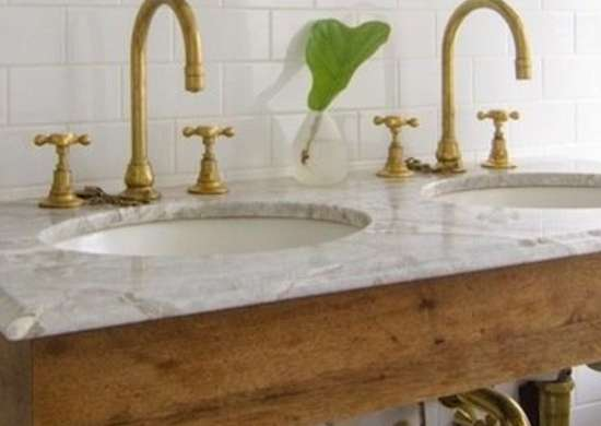 Brass Bathroom Fixtures