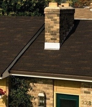 Asphalt shingles a showcase of roofing styles colors and for Roof shingles styles