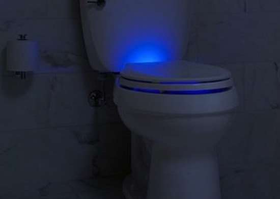 Kohler Lighted Toilet Seat Bathroom Trends 12 Cool New