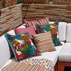Colorful Patio Furniture Cushions