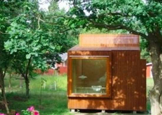 Friggebod swedish shed shed ideas 12 designs for a for Backyard guest room