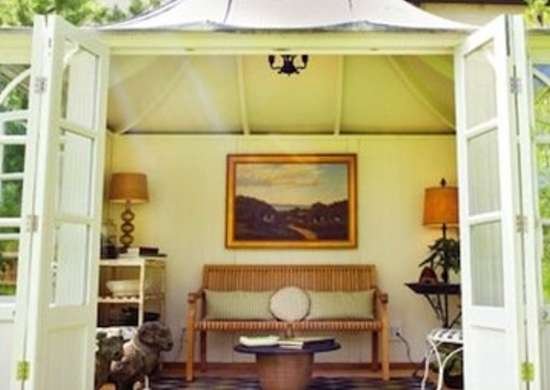 Converted prefab shed shed ideas 12 designs for a for Prefab work shed