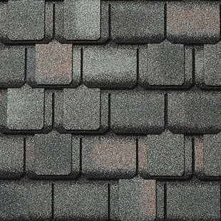 Asphalt roof shingles showcase of styles colors for Roof shingles styles