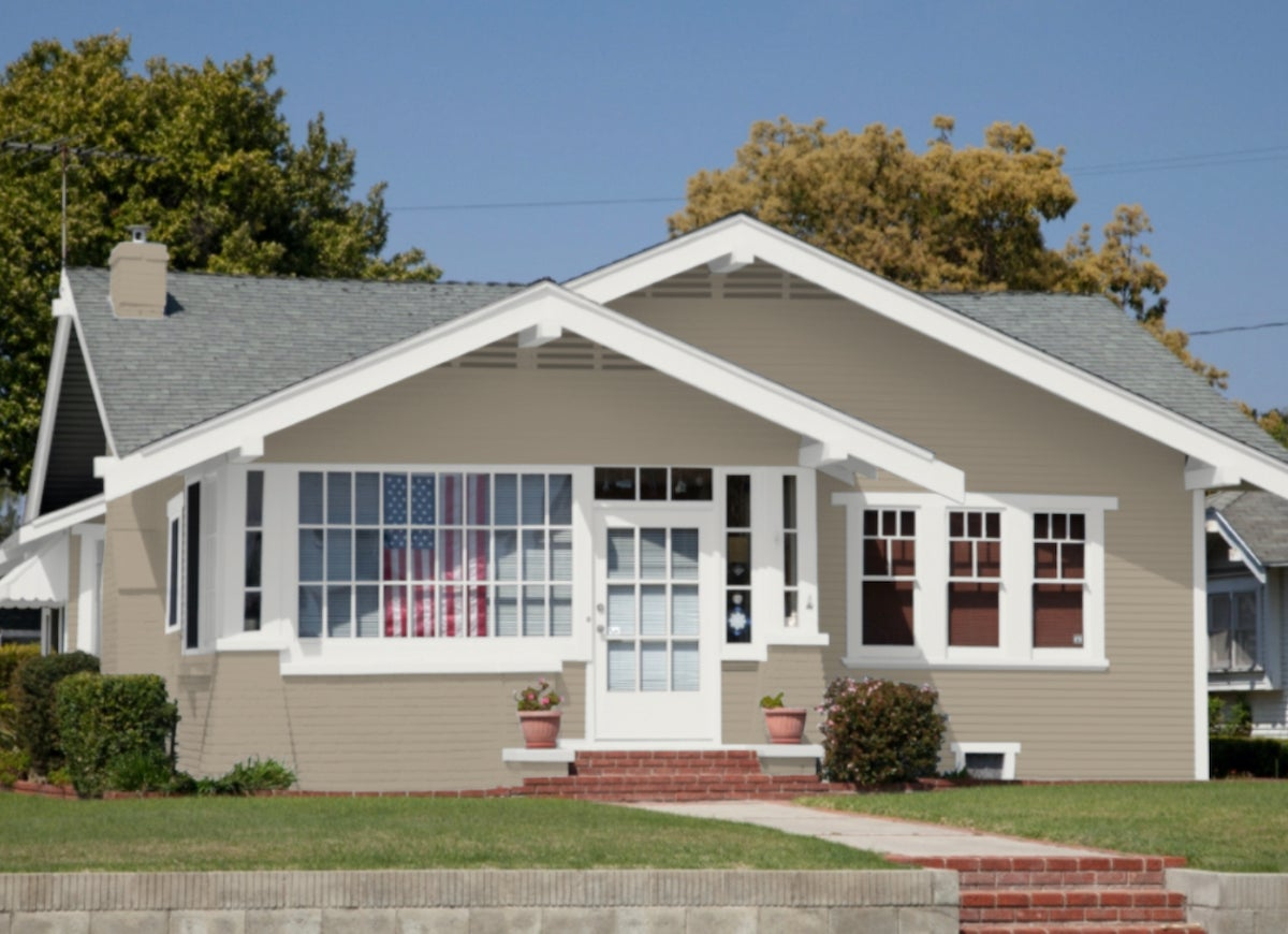 Image of: Exterior House Colors 12 To Help Sell Your House Bob Vila