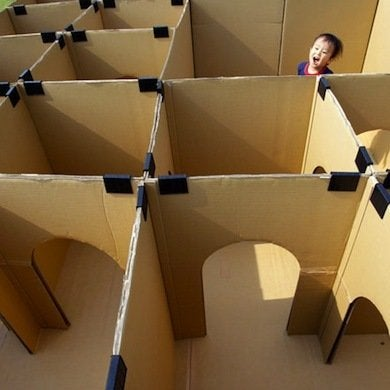 17 creative ways to reuse cardboard boxes bob vila for How to make creative things at home