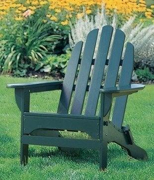 Llbean classic adirondack chair