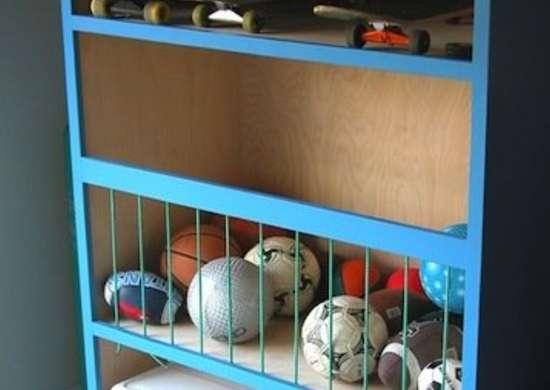 Kids Sports Storage
