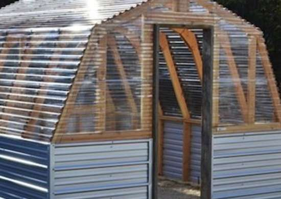 Greenhouse Shed Diy Shed 16 Designs To Inspire Yours