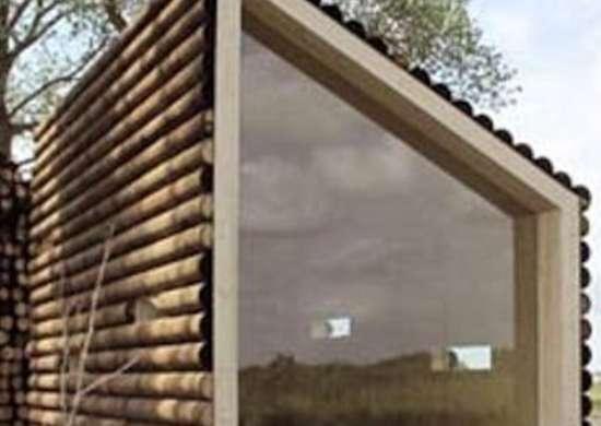 Prefab Log Cabin