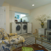 Laundry Room Basement Makeover