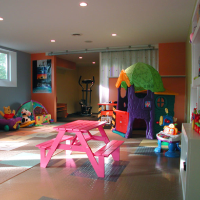 Kids-room-basement-makeover