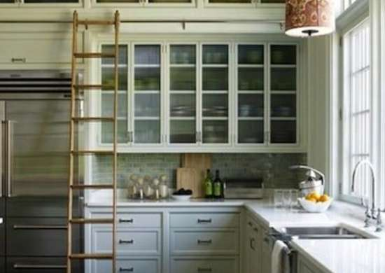 Kitchen Rolling Ladder