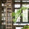 Cabinet Rolling Ladder