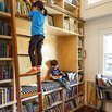 Children's Library Ladder