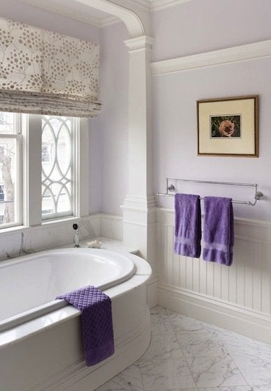 Lavender Paint Ideas For Your Home One Kings Lane: Bathroom Paint Colors