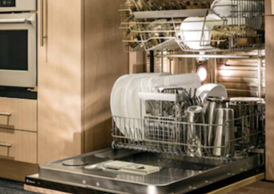 Roomy, Feature-Filled Dishwasher